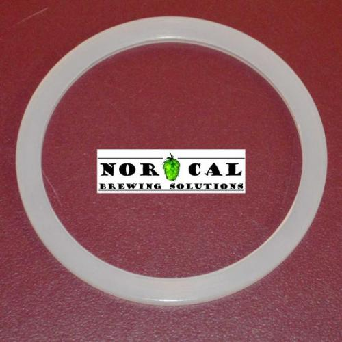 Silicone gasket for wide mouth Ball, Kerr, Mason canning jar products