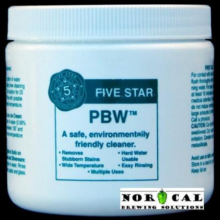 Powdered Brewery Wash (PBW) - 1 LB Can