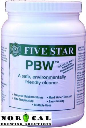 Powdered Brewery Wash (PBW) - 4 LB Can