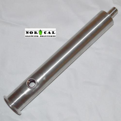 Jaybird Thrifty RIMS Tube 304 Stainless Steel Tri Clover Connection