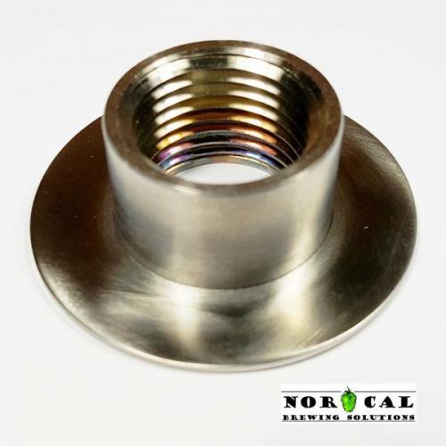 Speidel Fermenter 1 2 Quot Npt Half Coupling Norcal Brewing