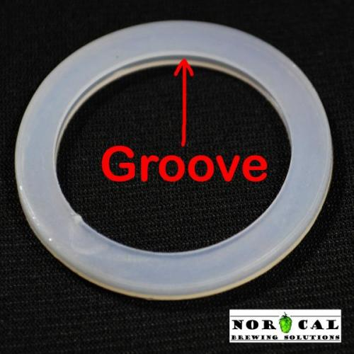 Silicone V Groove Gasket for Speidel Accessories