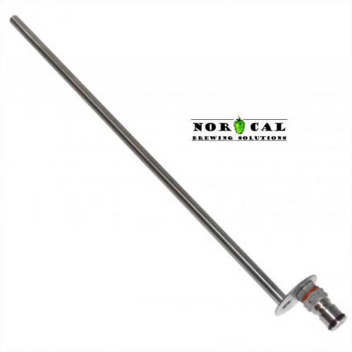 Cornelius Ball Lock Gas with Thermowell for Speidel fermenter tank