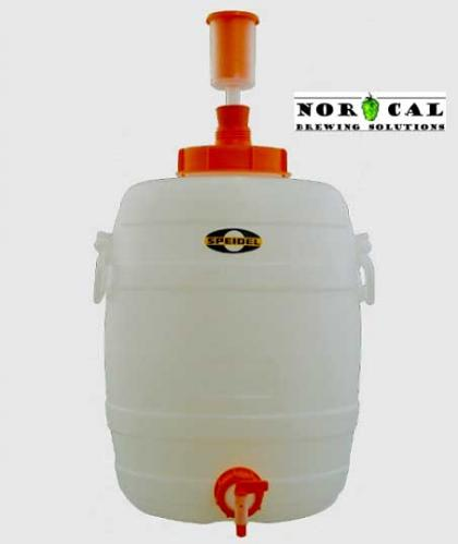 Speidel FE715 30 Liter (7.9 Gallon) Plastic Fermenter