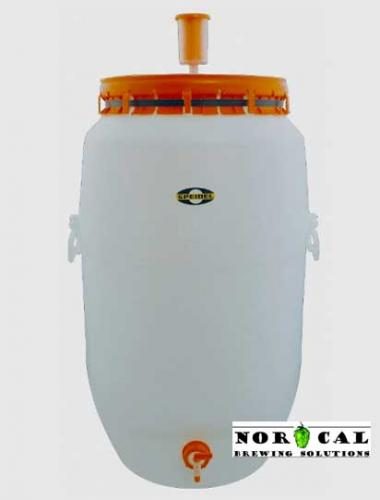 Speidel 120 liter (31.7 gallon) food grade plastic fermenter