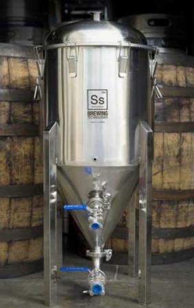 SS Brewing Technologies 1/2 Barrel Chronical Conical Fermenter