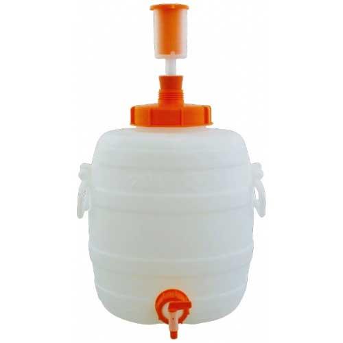 Speidel FE710 20 Liter (5.3 Gallon) Plastic Fermenter