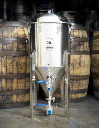 SS Brewing Technologies 14 Gallon Chronical Conical Fermenter