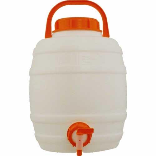 Speidel FE705 12 Liter (3.2 Gallon) HDPE Plastic Fermenter
