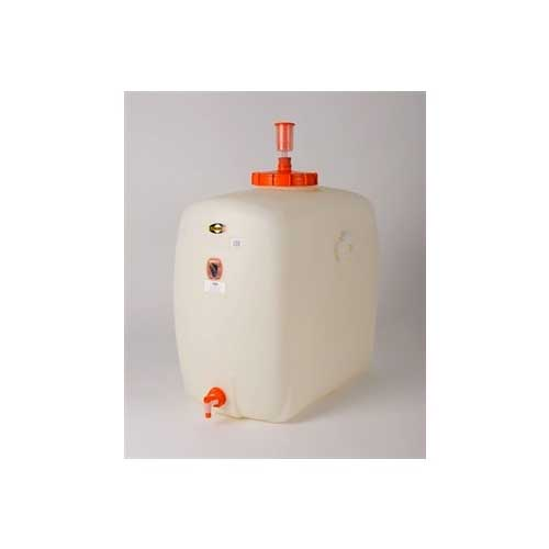 Speidel 100 liter (26.4 gallon) food grade HPDE plastic fermenter, storage tank