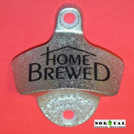 Bottle Opener - Starr X - Wall Mount - Metal - Home Brewed