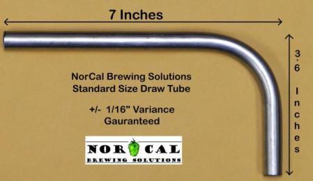 Draw Tube - 1/2