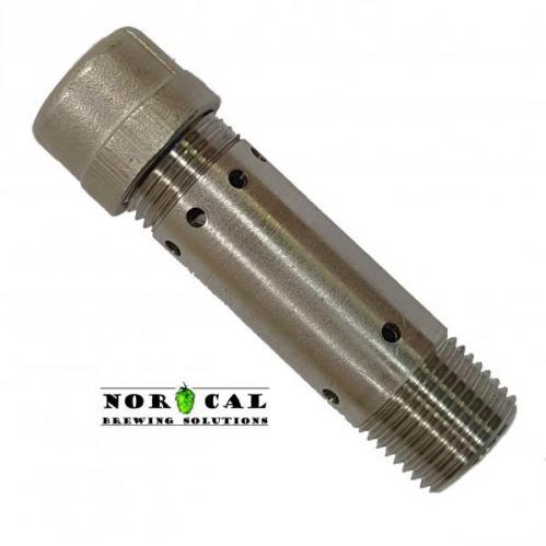 3 Inch NPT Nipple 304 Stainless Steel Spray Head