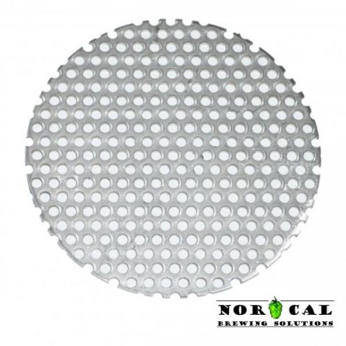 2.75 Inch Perforated Disc