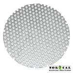 304 Stainless Steel Perforated Disc Insert for 3 Inch Tri Clover Clamp Items