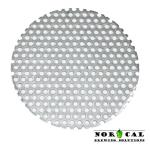 2.75 Inch Perforated Disc for Jaybird Wide Mouth Canning Jar Items