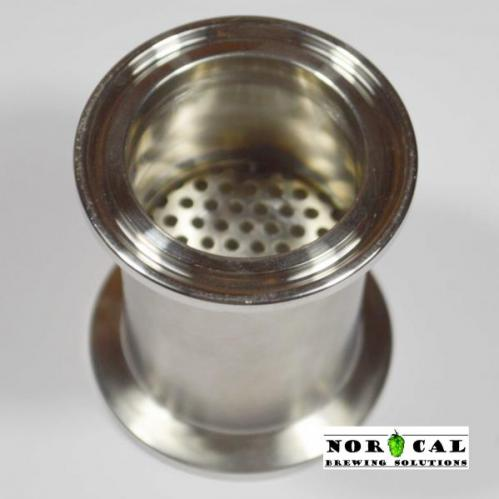 Tri Clover - Filter Barrel - 1 5 Inch  NorCal Brewing Solutions
