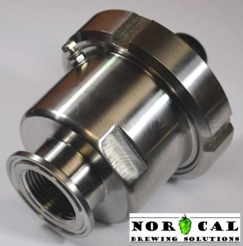 Heating element adapter quot tri clover norcal brewing