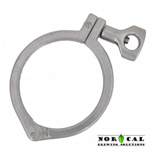 304 Stainless Steel 3 Inch Tri Clover Clamp