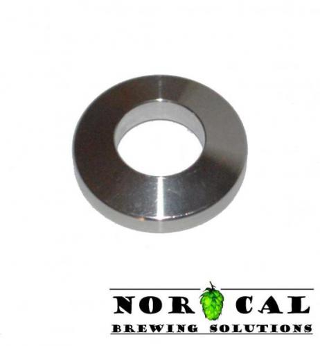 304 Stainless Tri Clover Clamp .75