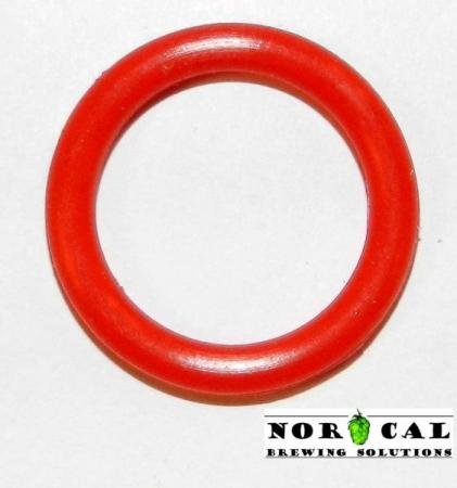 O-Ring - Hi Temp Silicone - Thin