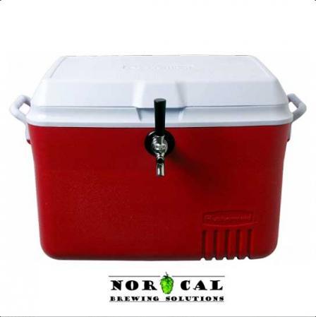 Draft Jockey Box - 1 tap