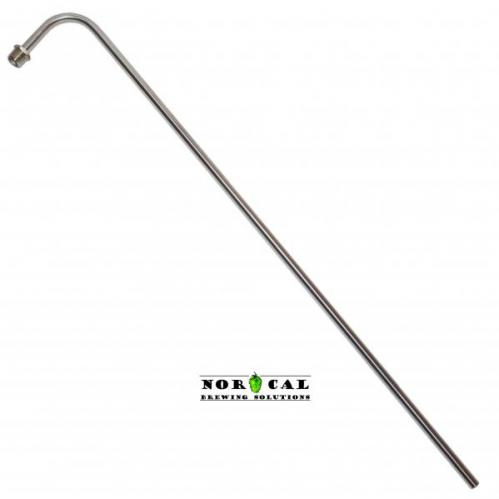 1/2 Inch Diameter 304 Stainless Steel Racking Cane with for Speidel 120L 1/2