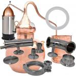 Shop Distilling Stills and Hardware at NorCal Brewing Solutions