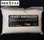 BSG Handcraft Yeast Energizer 1 pound poly sealed bag